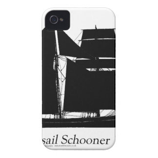 Coque iPhone 4 Case-Mate 1883 schooner de hunier - fernandes élégants
