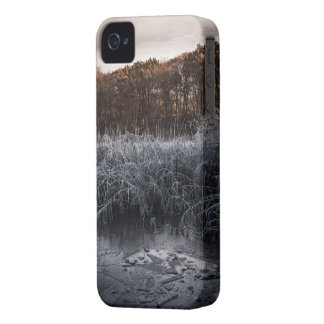 Coque iPhone 4 Case-Mate 4 et iPhone 4S iPhone, Barely There - motif mer