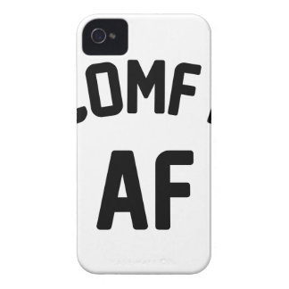 Coque iPhone 4 Case-Mate AF confortable