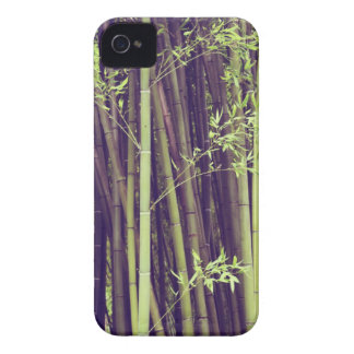 Coque iPhone 4 Case-Mate Arbres en bambou
