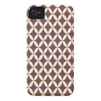 Coque iPhone 4 Case-Mate Baie de Jacquard de harlequin
