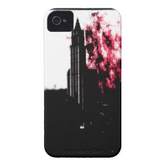 Coque iPhone 4 Case-Mate Burning de ville