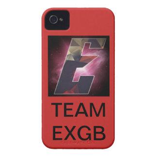 Coque iPhone 4 Case-Mate Caisse de l'équipe EXGB Iphone 4