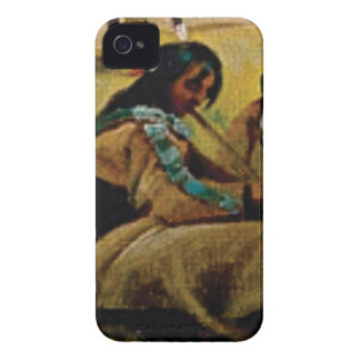 Coque iPhone 4 Case-Mate Câlin indien de couples