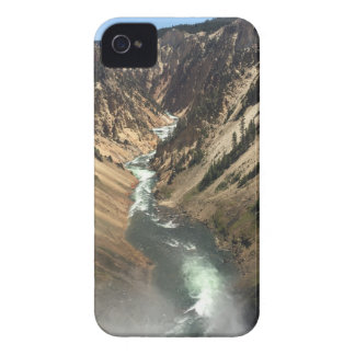 Coque iPhone 4 Case-Mate Canyon grand au parc de Yellowstone