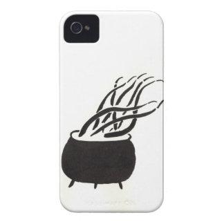 Coque iPhone 4 Case-Mate Chaudron complètement des tentacules