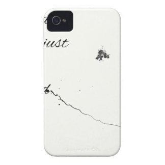 Coque iPhone 4 Case-Mate Citation de mot