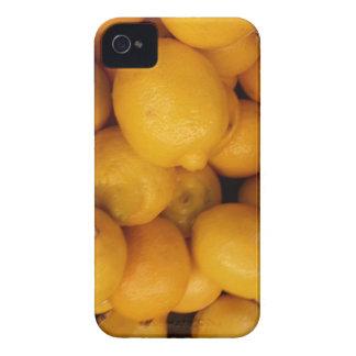 Coque iPhone 4 Case-Mate Citrons