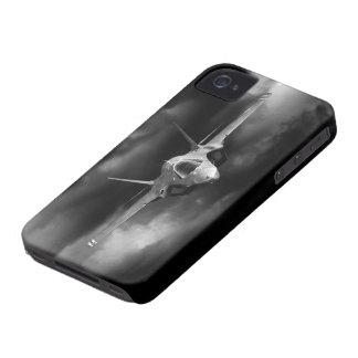 Coque iPhone 4 Case-Mate F-35 cas de l'iPhone 4 de la foudre II