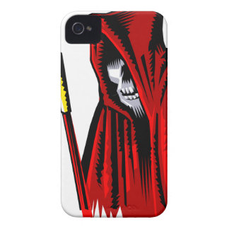 Coque iPhone 4 Case-Mate Faucheuse