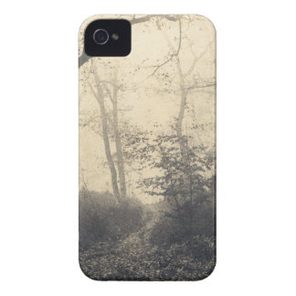 Coque iPhone 4 Case-Mate Forêt de Fontainebleau