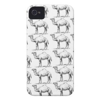 Coque iPhone 4 Case-Mate groupe de troupeau de chameaux