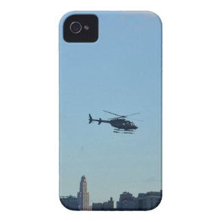 Coque iPhone 4 Case-Mate Hélicoptère guidé de New York