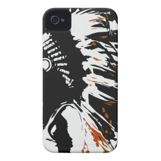 Coque iPhone 4 Case-Mate Indien d'Amerique indigène