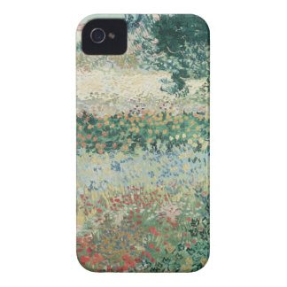 Coque iPhone 4 Case-Mate Jardin de Vincent van Gogh | en fleur, Arles, 1888