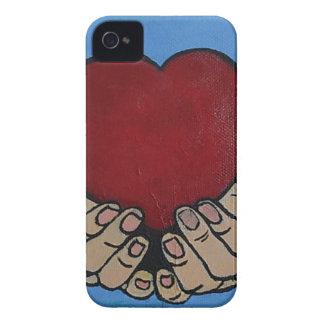 Coque iPhone 4 Case-Mate Je vis 4 U