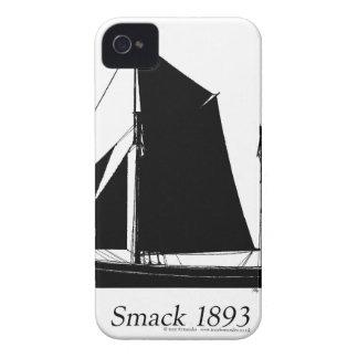 Coque iPhone 4 Case-Mate la navigation 1893 claquent - les fernandes