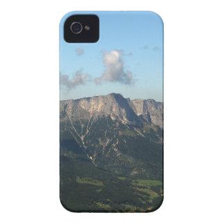 Coque iPhone 4 Case-Mate Les Alpes bavarois s'approchent de Berchtesgaden