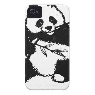 Coque iPhone 4 Case-Mate Mastication du panda