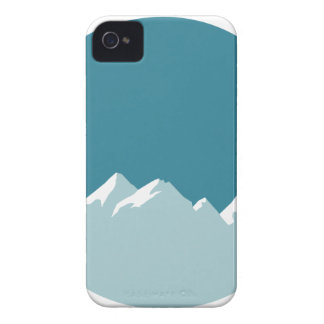 Coque iPhone 4 Case-Mate montagne