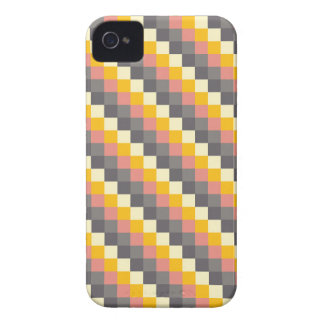 Coque iPhone 4 Case-Mate Motif abstrait de couleur de grille