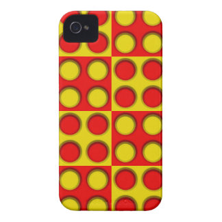 Coque iPhone 4 Case-Mate motif de point #2