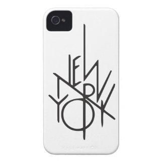 Coque iPhone 4 Case-Mate New York City