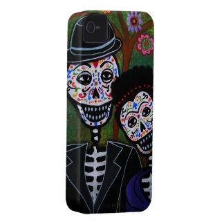 Coque iPhone 4 Case-Mate Peinture mexicaine d'amants