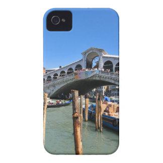 Coque iPhone 4 Case-Mate Pont de Rialto à Venise, Italie