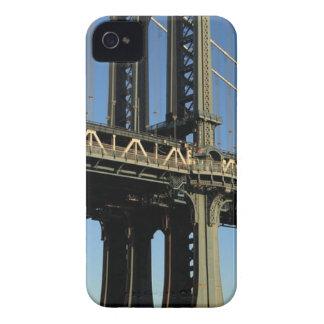 Coque iPhone 4 Case-Mate Pont New York Manhattan Brooklyn