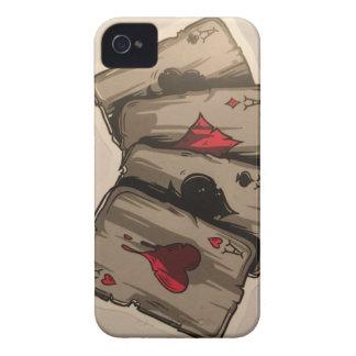 Coque iPhone 4 Case-Mate Quatre as