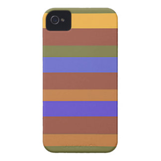 Coque iPhone 4 Case-Mate Rayures horizontales du sud-ouest