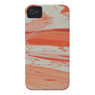 Coque iPhone 4 Case-Mate Remous orange