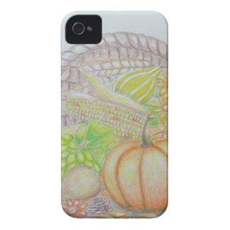 Coque iPhone 4 Case-Mate Thanksgiving