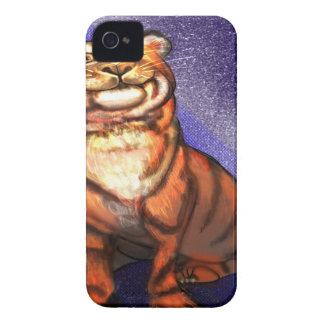Coque iPhone 4 Case-Mate Tigre