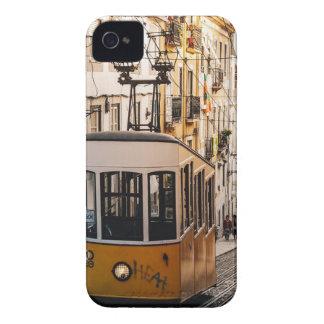 Coque iPhone 4 Case-Mate Ville de train de rail de transport de voiture de