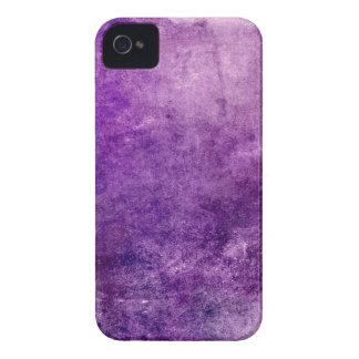 Coque iPhone 4 Case-Mate Violette abstraite