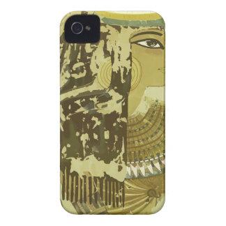 Coque iPhone 4 Case-Mate Voyage vintage Louxor Egypte