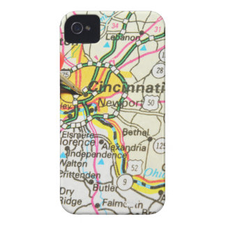 Coque iPhone 4 Cincinnati