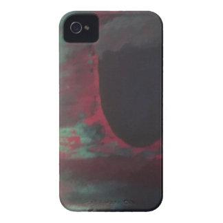 Coque iPhone 4 Complètement de couleur dans un monde lumineux