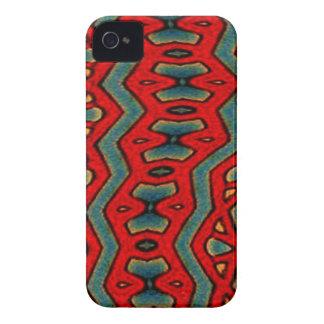 Coque iPhone 4 Copie africaine colorée