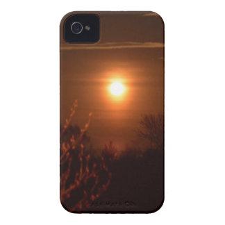 Coque iPhone 4 Coucher du soleil de la Virginie Occidentale