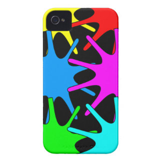 Coque iPhone 4 couleurs