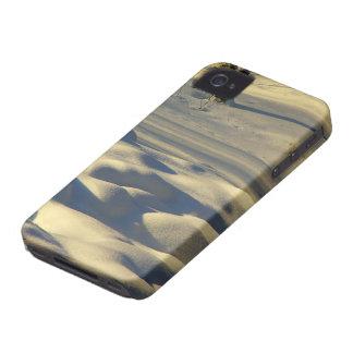Coque iPhone 4 Coussins de neige
