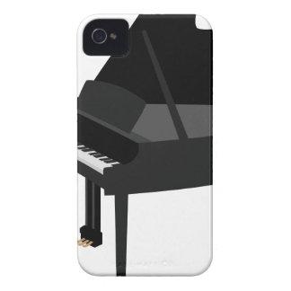 Coque iPhone 4 Dessin de piano à queue