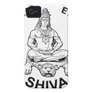 Coque iPhone 4 Dieu éternel de seigneur Shiva et indien