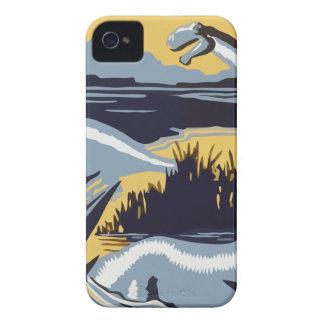 Coque iPhone 4 Dinosaurs