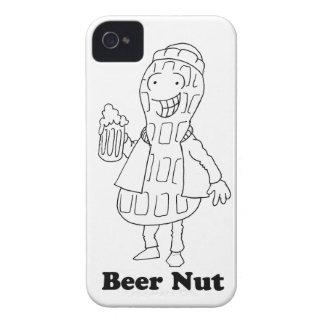 Coque iPhone 4 Écrou de bière