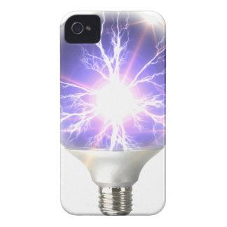 Coque iPhone 4 Foudre d'ampoule