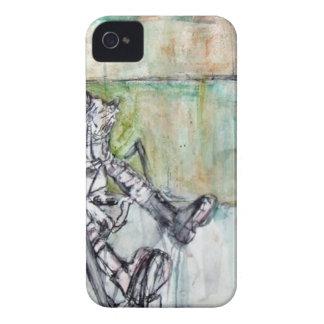 Coque iPhone 4 Go get 'EM cowgurl